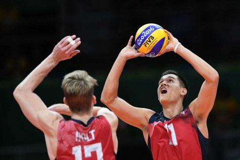 KS Alum Leads VolleyBall Team In Rio