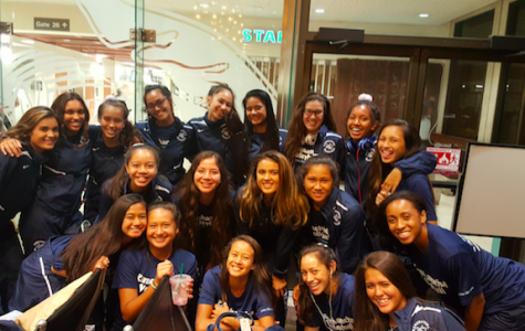 Varsity Volleyball Girls Finish 16th in Las Vegas Tournament