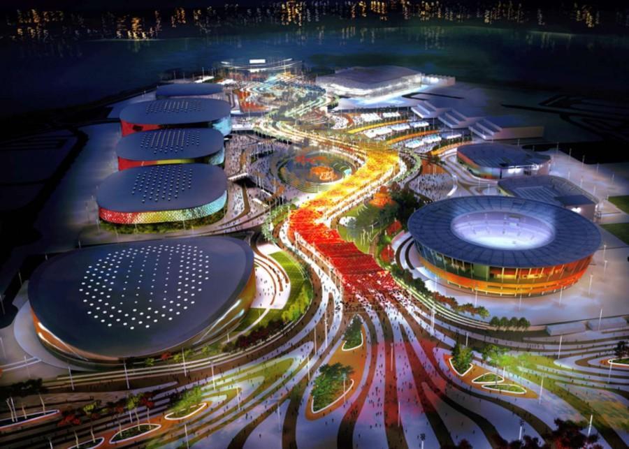 2016 Rio Olympic Park