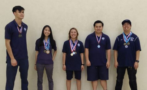 Rifle team completes post season action