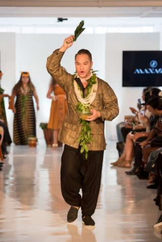 Manaola Hawaii Makes Its Mark At NYC Fashion Week 2017