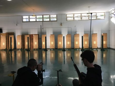 Air Rifle Team Remains Strong After Losing Streak