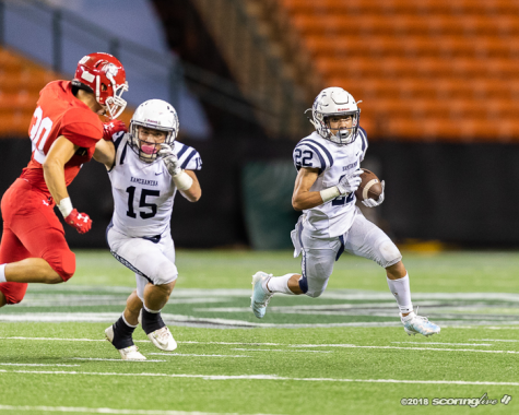 KS Running Backs Make History Against Farrington