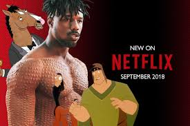 Netflix Ups Their Game With September Premiers