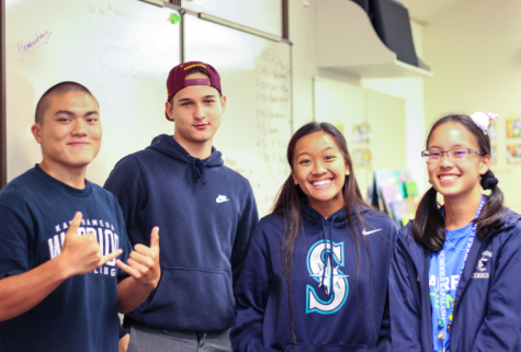 The Surfer's Give Back Club Opened Its Doors To All Students This Year