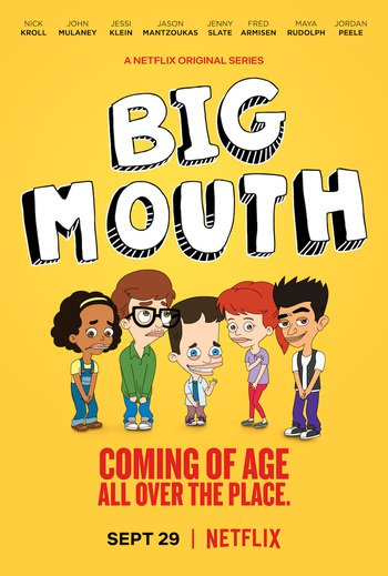 Netflix Series: Big Mouth