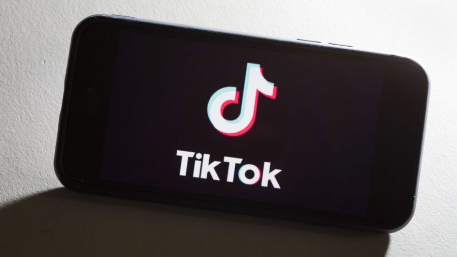 Tik+Tok+is+the+newest+viral+app+used+by+teenagers+and+young+adults.