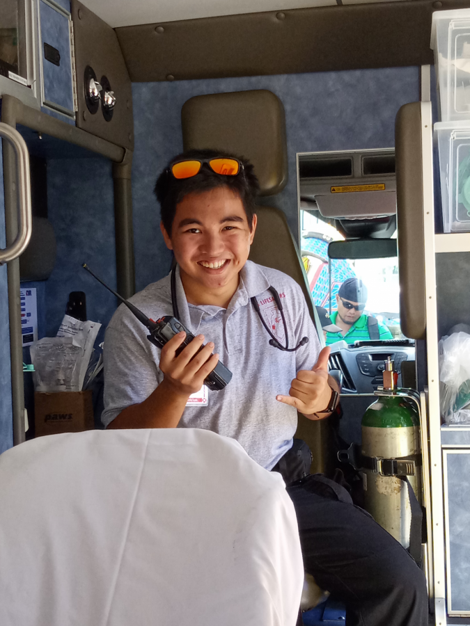 Lifesaverʻs president, Joby Lum, shares his experience and inspiration.