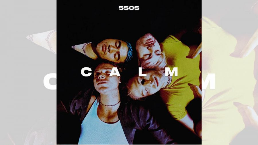 5 Seconds of Summer's new album, CALM, releases on March 27, 2020.