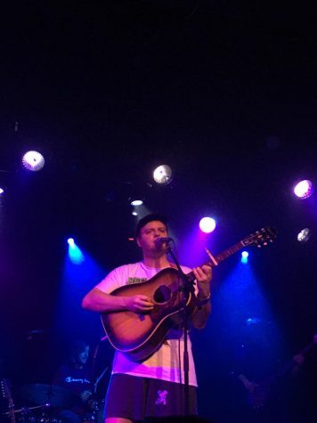 Mac Demarco sings his heart out to a packed crowd at the Republik