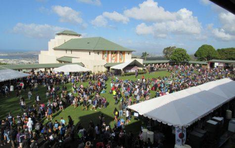 The annual Hoʻolaulea attracts thousands to the Kamehameha Schoolʻs Kapālama campus to celebrate Hawaiian culture.