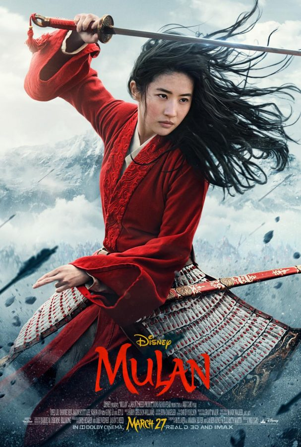 The theatrical release of the live-action 'Mulan' has been postponed due to coronavirus.