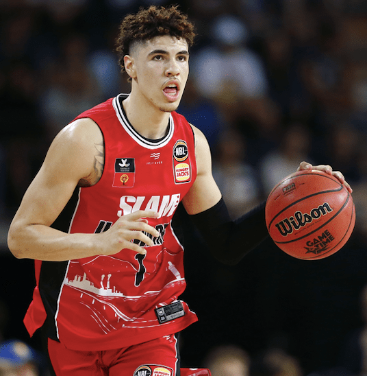 Lamelo Ball: Top draft pick in the 2020 NBA Draft