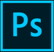 The most recent photoshop logo